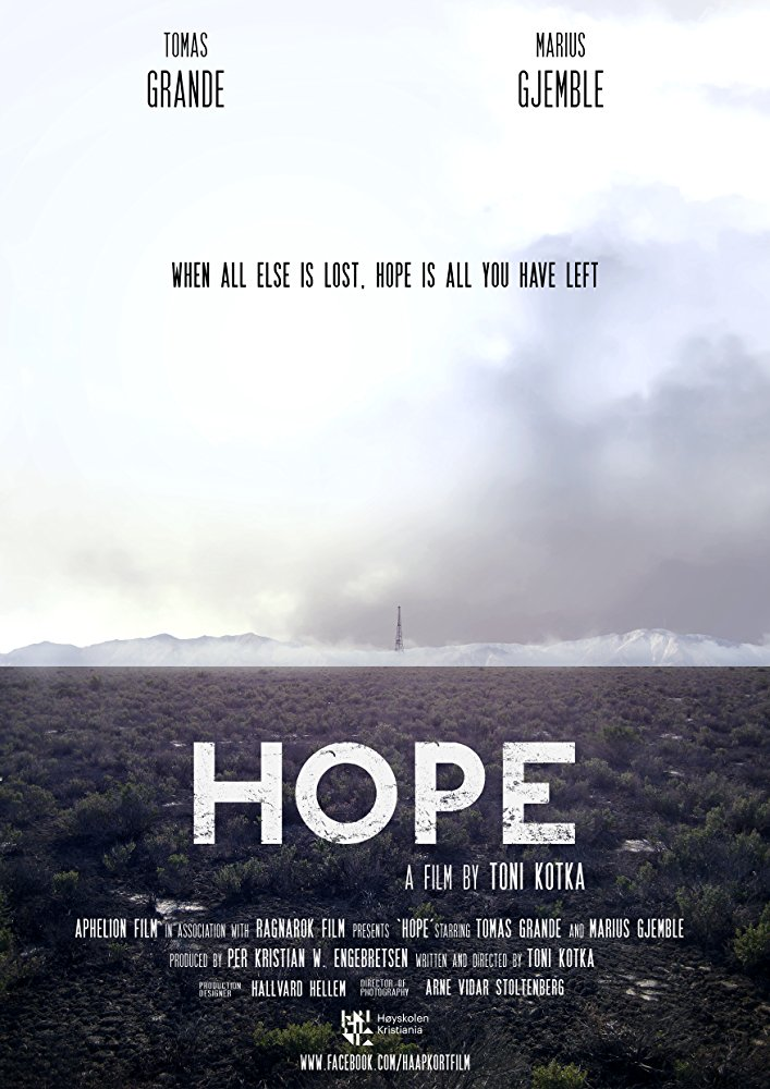 Hope Short Film Poster