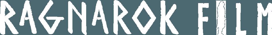 Ragnarok Logo White Horizontal