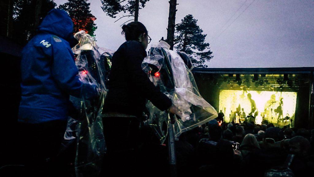 Storås Wardruna Filming